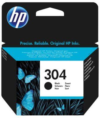 Tusz HP 304 Czarny (N9K06AE)