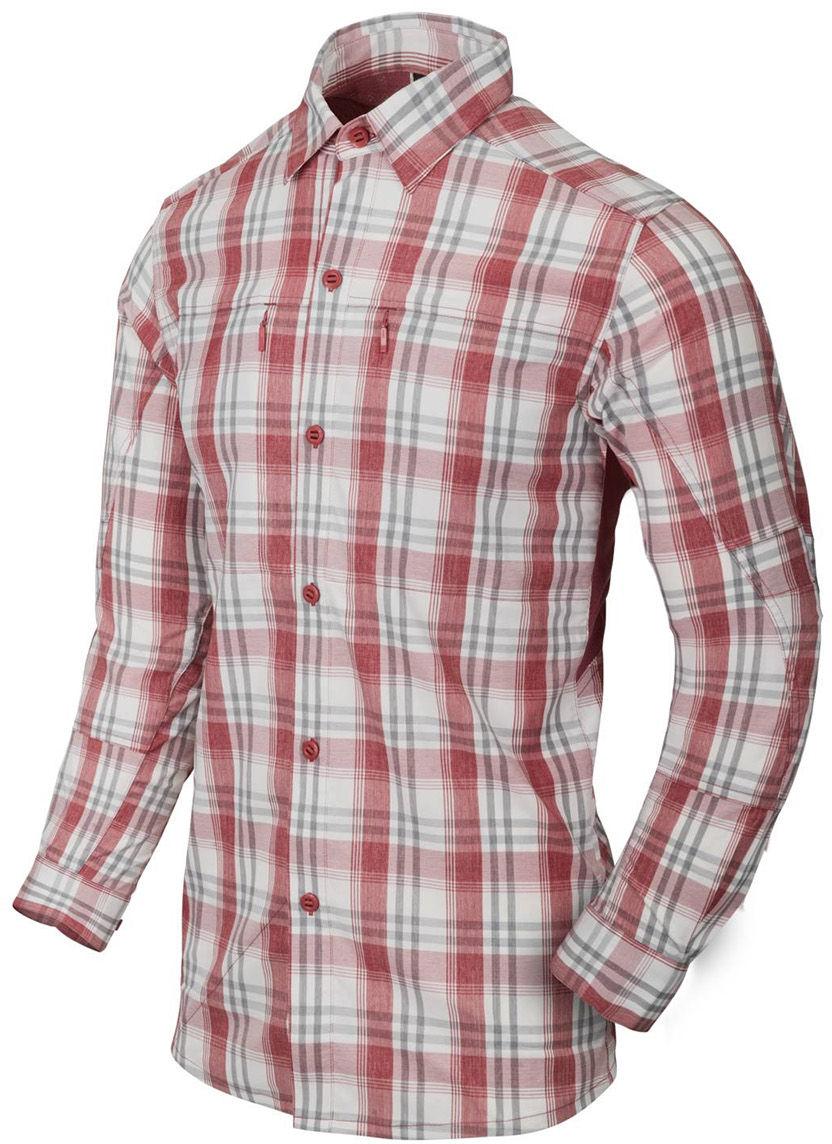Koszula Helikon Trip Red Plaid D/R (KO-TRI-NB-P7)