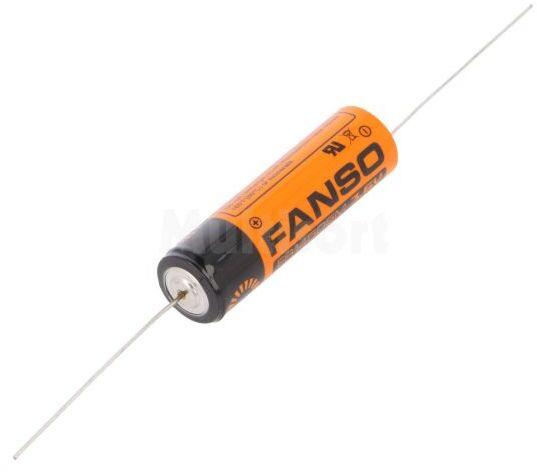 Bateria litowa 3,6V AA FANSO osiowe fi14,5x50,5mm 2200mAh