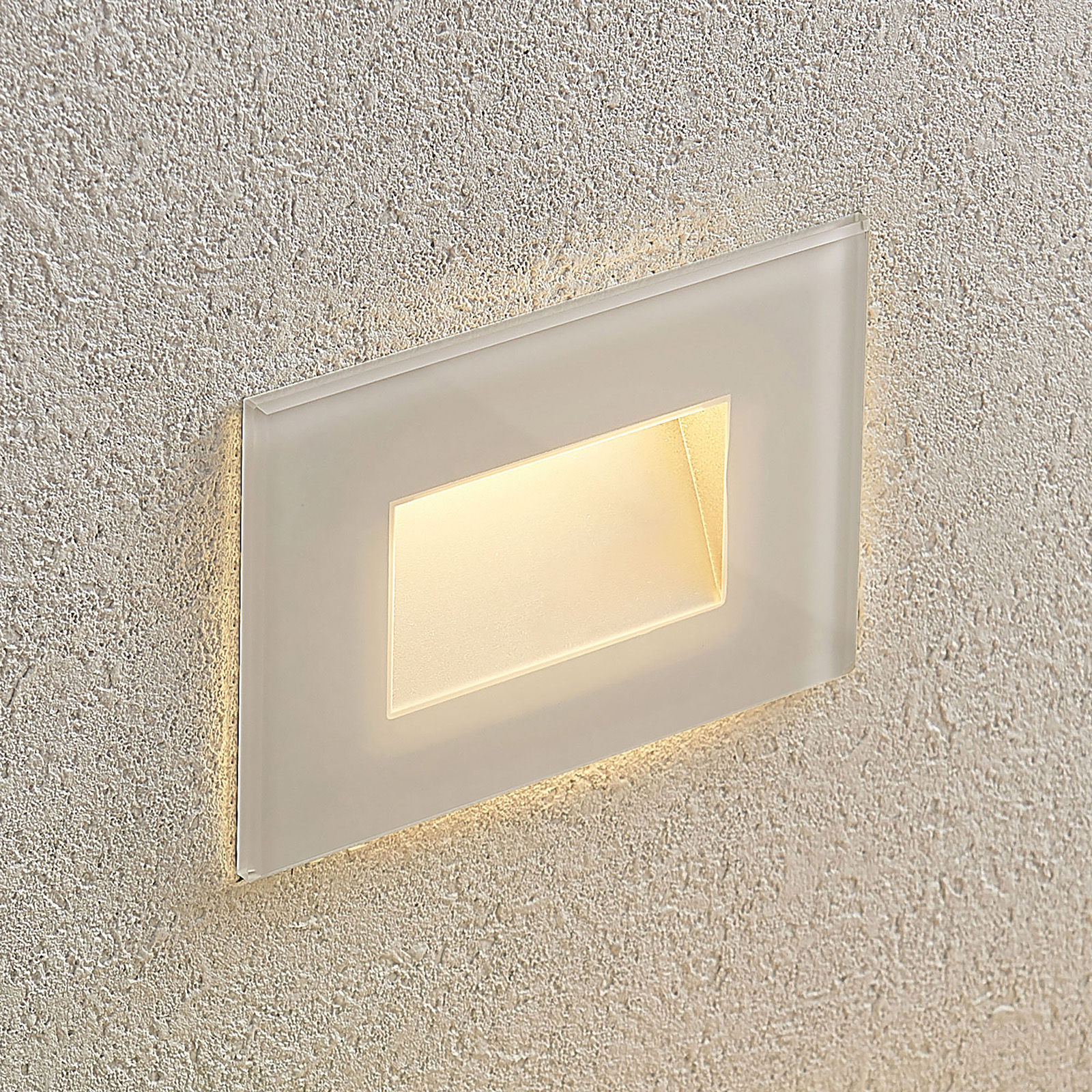 Lampa ścienna LED Jody, 12 cm, poliwęglan
