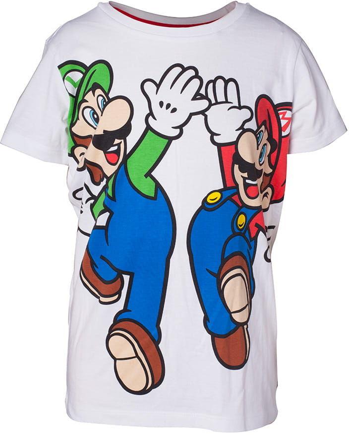 T-shirt Super Mario - Mario & Luigi