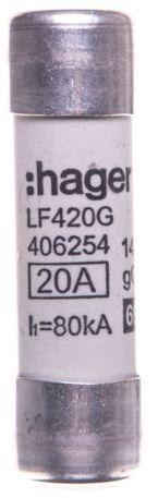 Bezpiecznik cylindryczny BiWtz 14x51 gG 20A LF420G