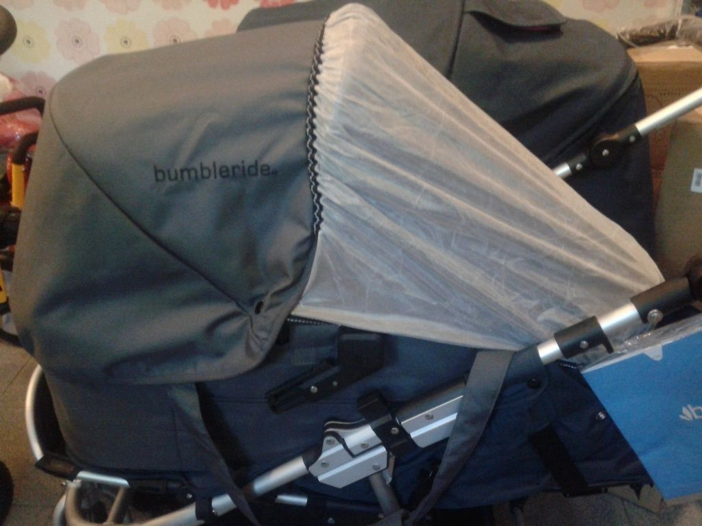 Bumbleride - Indie /Indie4 /Indie Twin - osłona UV/moskitiera do 1 gondoli