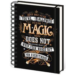 Harry Potter - notatnik