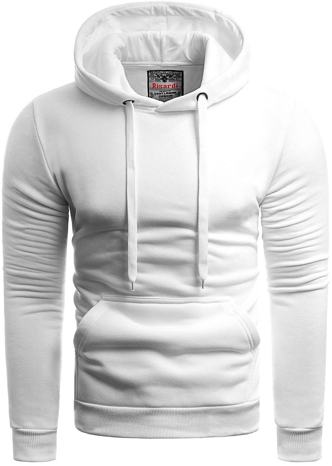 Męska modna bluza sg1- biała