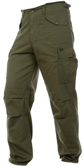 Highlander Spodnie M65 Rip-Stop Olive
