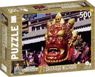 Z dalekiego wschodu. Tybet. Kolekcja Elżbiety Sęczykowskiej (puzzle 500-elem.)