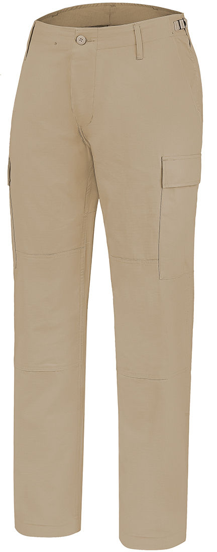 Spodnie wojskowe Mil-Tec Teesar RipStop BDU Khaki (11838004)