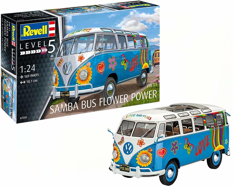 Revell 07050, kolorowy (Flower Power)