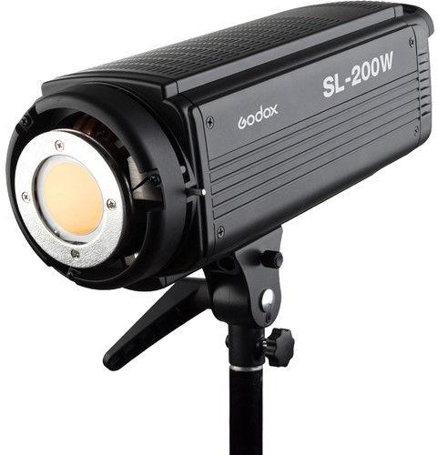 Godox SL-200W LED Video Light - lampa światła ciągłego o mocy 200W, temp. barwowa 5600K (SL200W) Godox SL-200W LED Video Light
