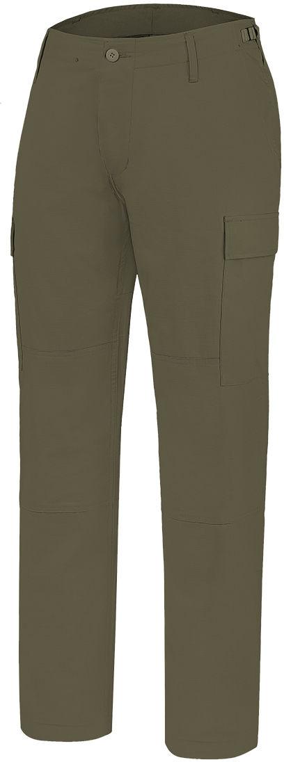 Spodnie wojskowe Mil-Tec Teesar RipStop BDU Olive (11832001)