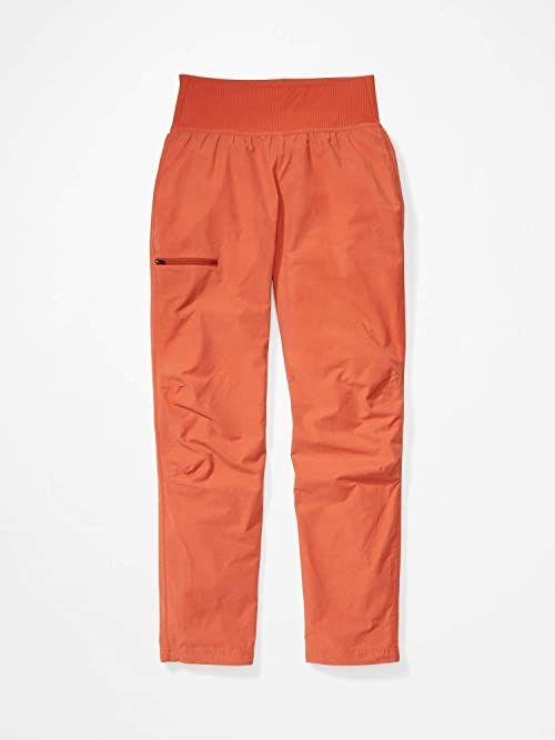 Marmot Damskie spodnie Dihedral żółty bursztyn L