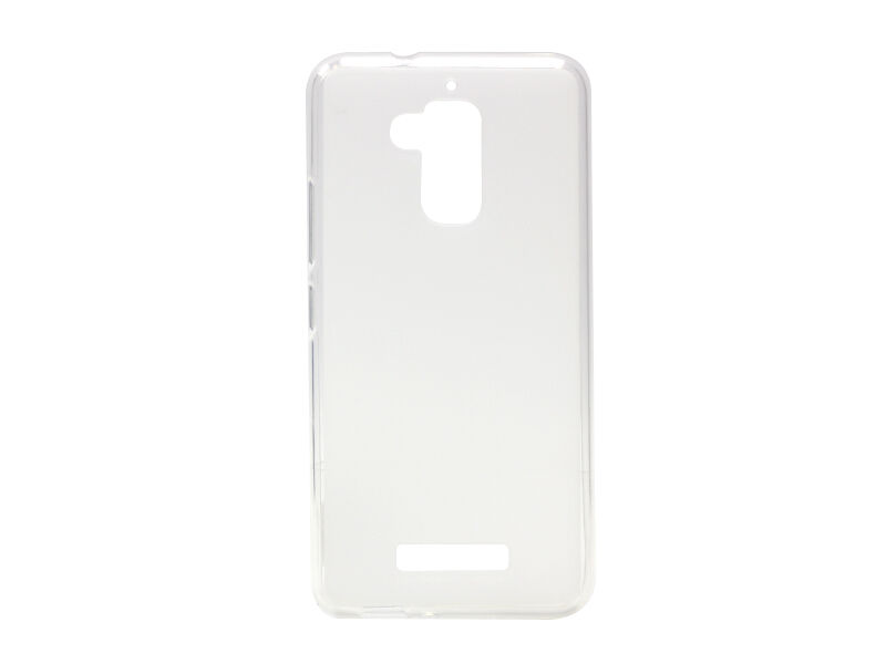 Asus Zenfone 3 Max (ZC520TL) - etui na telefon FLEXmat Case - biały
