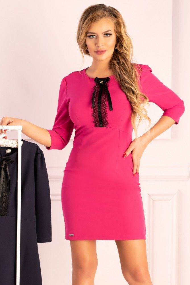 Madelion Fuchsia sukienka