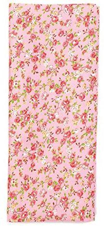 GLOREX Wykrój materiału, poliester, różowy, 26 x 13 x 1,5 cm