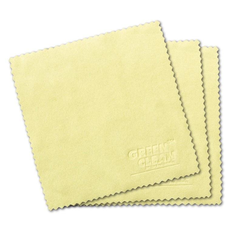 Ściereczka z mikrowłókien Green Clean GCT-1020 - 25 szt