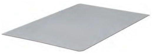 Aluminiowa blacha cukiernicza