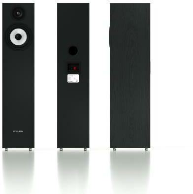 Pylon Audio Pearl 20 (czarny) 2 szt. - 43,30 zł miesięcznie