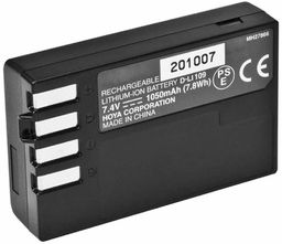 Amsahr Digital Replacement Camera and Camcorder Battery for Pentax D-LI109