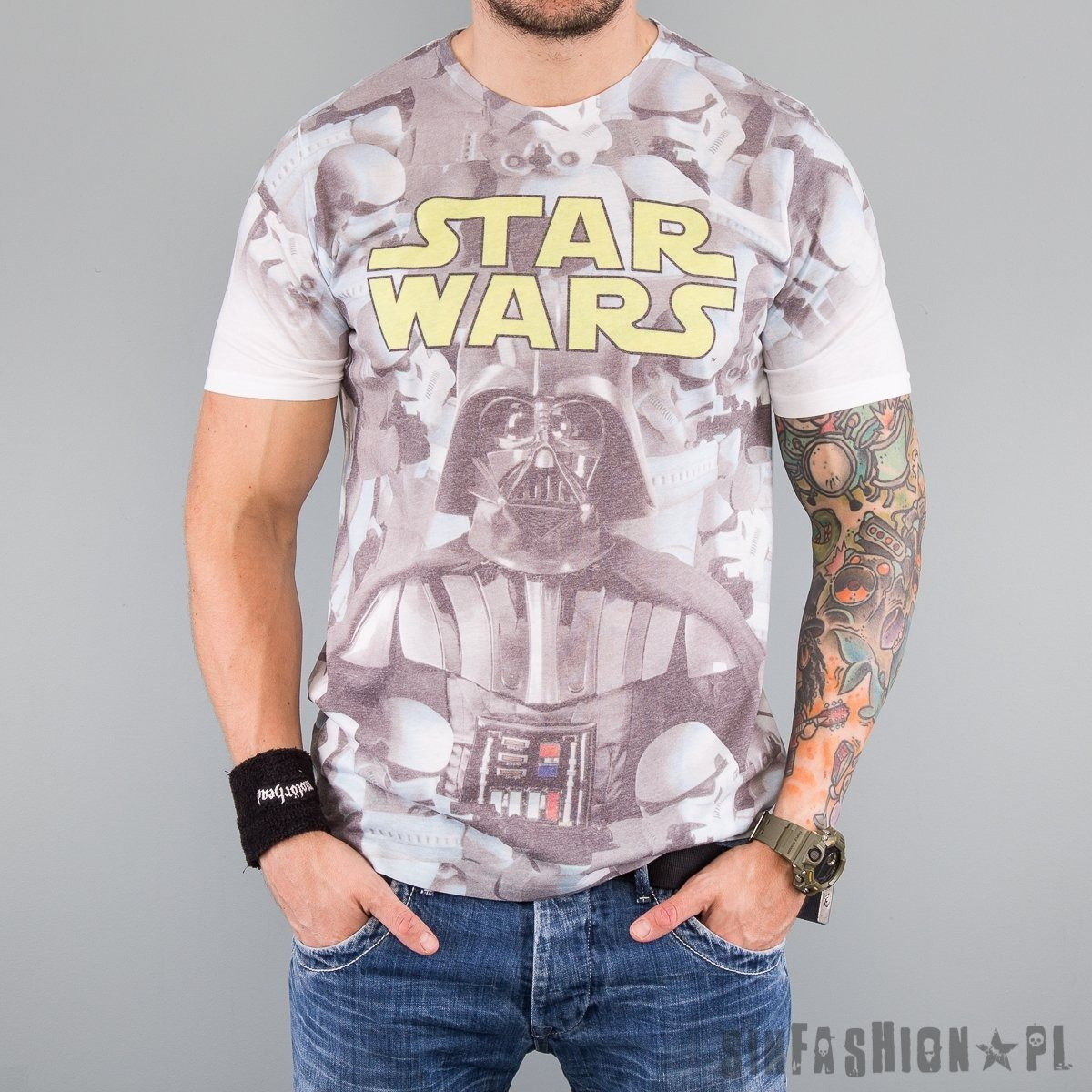 Koszulka star wars - imperial photo