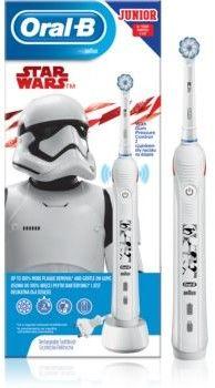 Oral B Junior 6+ Star Wars elektryczna szczoteczka do zębów
