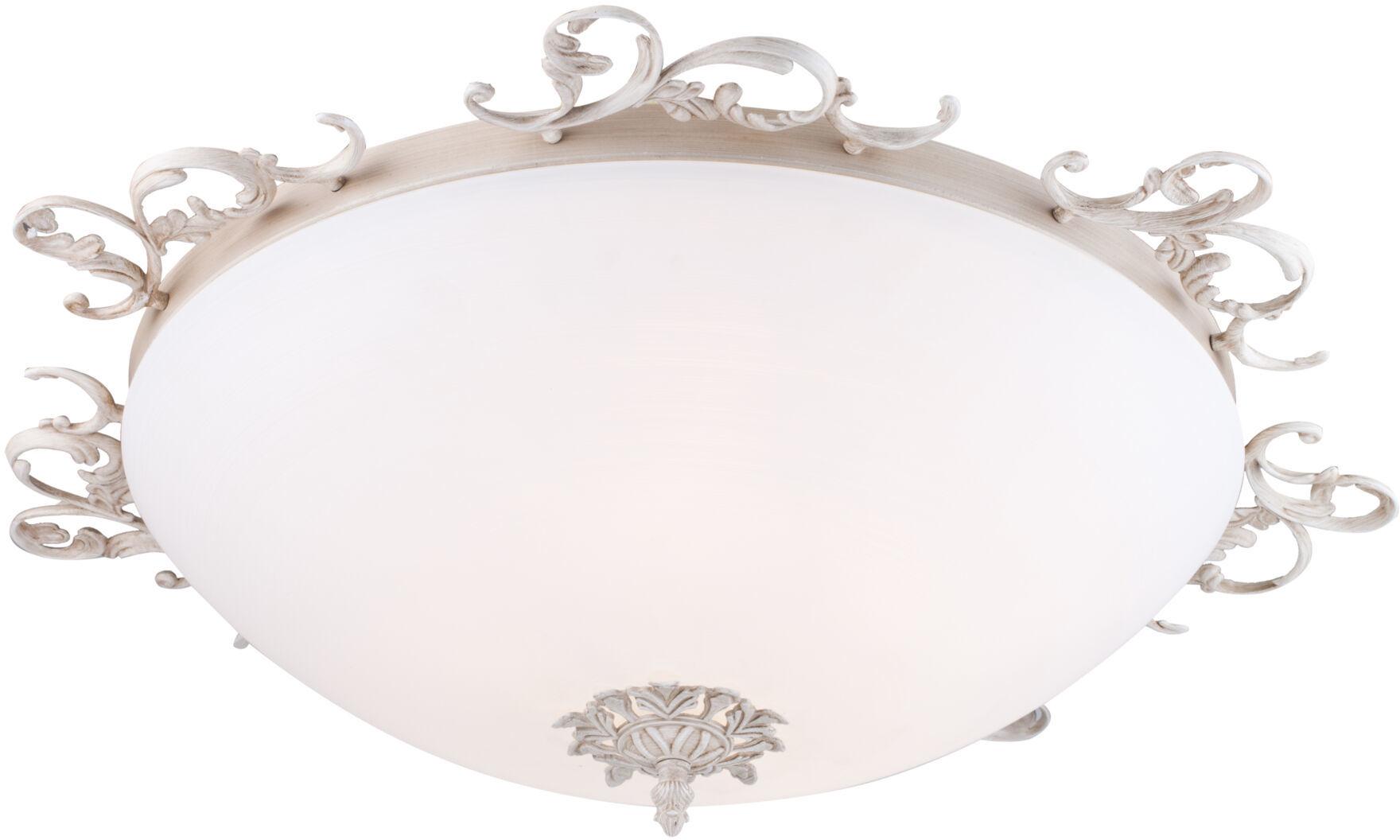 Maytoni Speria C900-CL-05-W plafon lampa sufitowa metalowa rama klosz biały z matowego szkła 5xE14 40W