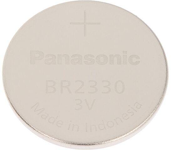Bateria litowa 3V BR2330 PANASONIC fi23x3mm 255mAh
