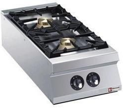 Kuchnia gazowa 2 palnikowa 20000W