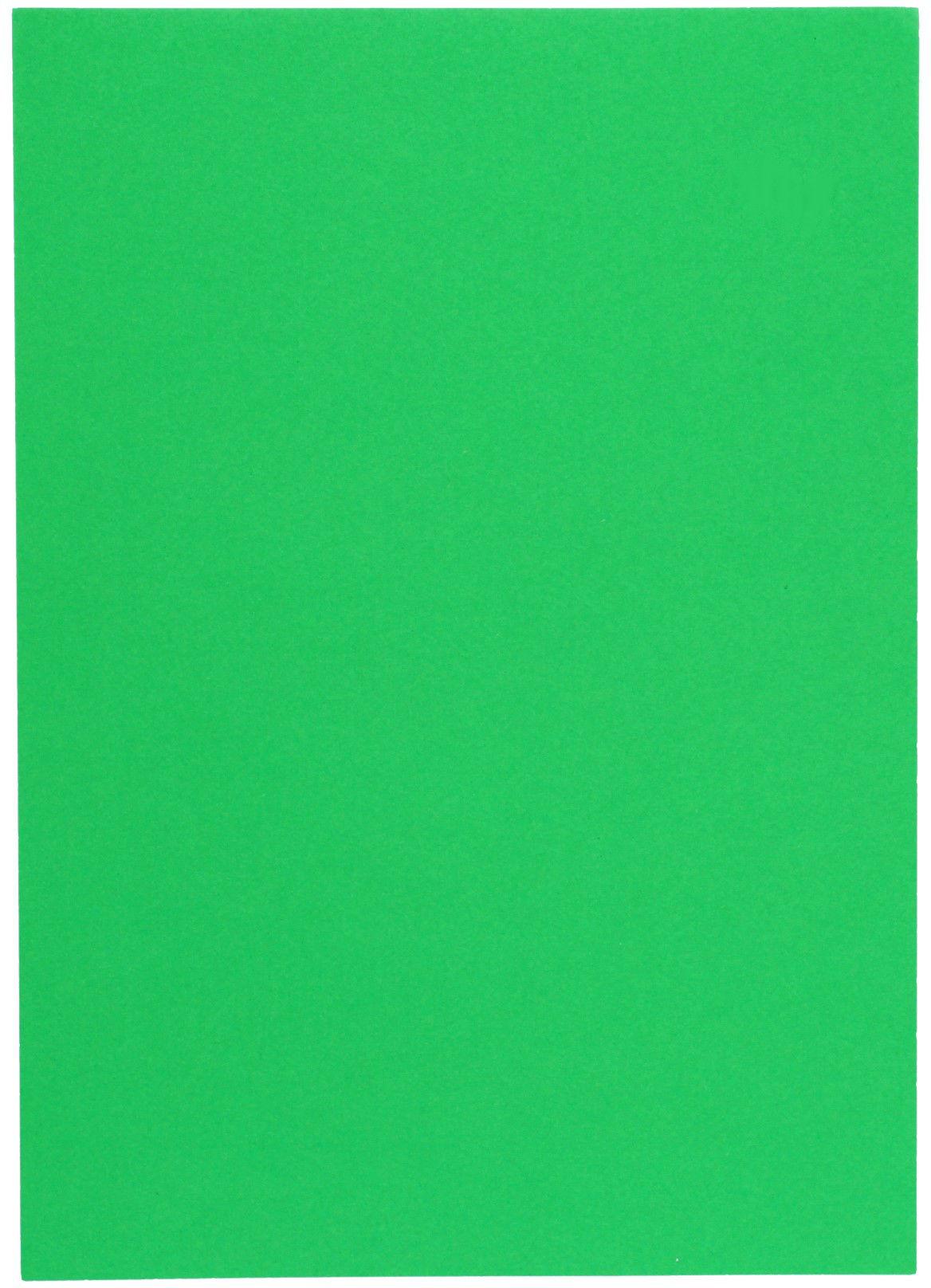 Papier samoprzylepny A4 zielony (20)
