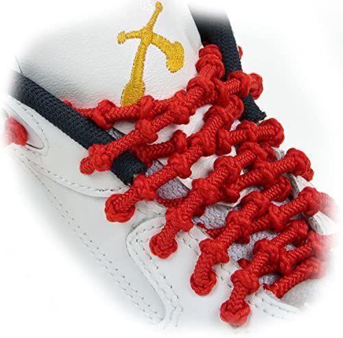 Xtenex Sznurowadła sportowe, czerwone, 75 cm, 0836671003633