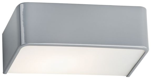 Kinkiet Rodan 3073 Argon nowoczesna oprawa w kolorze szarym