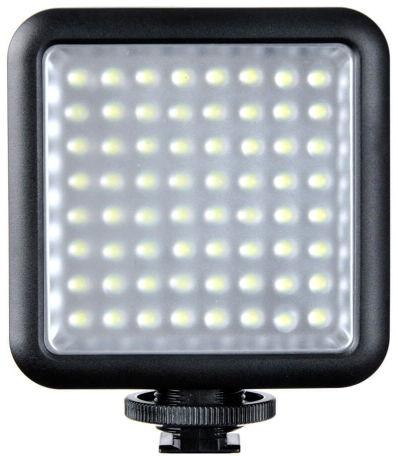 Godox LED64 LED Light - lampa diodowa nakamerowa, temp. barwowa 5500-6500K Godox LED64 LED Light