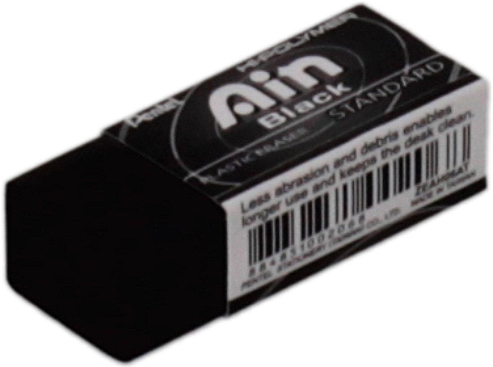 Gumka uniwersalna czarna Pentel ZEH06