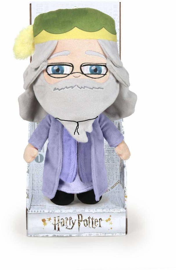 Famosa Softies Pluszowe zwierzątko Dumbledore Magie 28 cm kolorowe