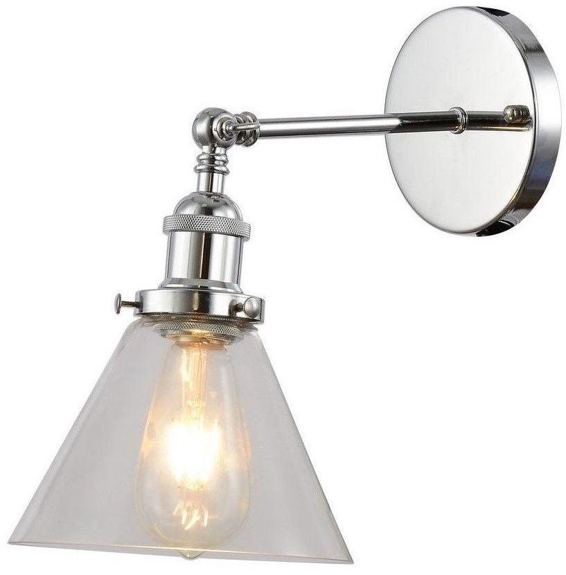 KINKIET LAMPA ŚCIENNA LOFT NUBI PRO W1