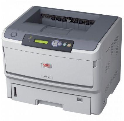 Drukarka laserowa OKI B840DN (A3) + 5 ryz papieru DoubleA gratis (01308001)