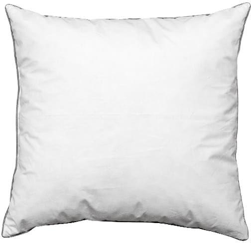 Wkład puchowy do poduszek dekoracyjnych 45x45 Puch 15%