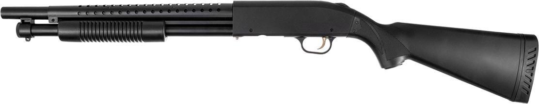Strzelba Mossberg 590 ASG (nap. sprężynowy) na Kule Plastikowe, Gumowe, Kompozytowe... 6mm.