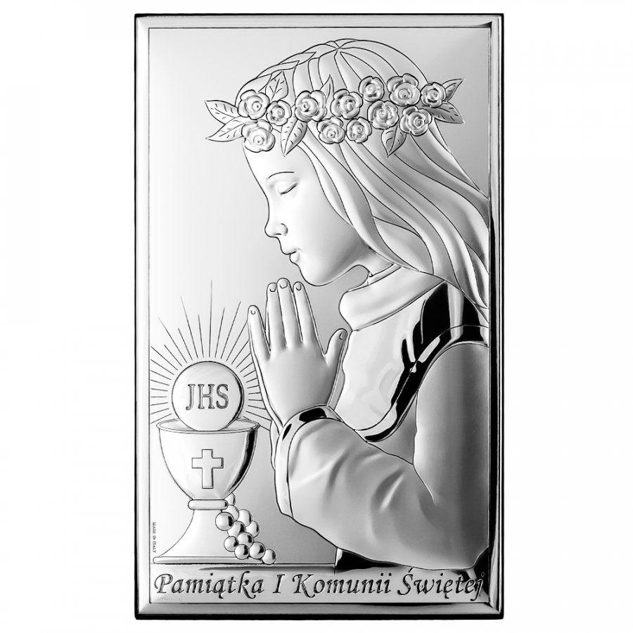 Obrazek Pamiątka Komunii Świętej GRAWER