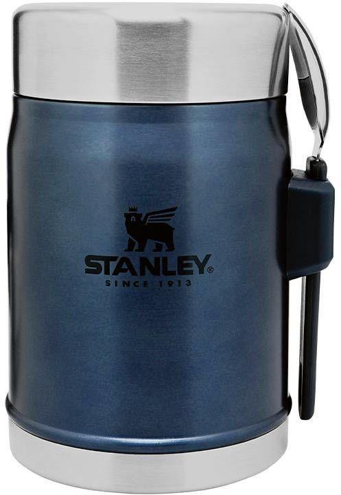 Termos na jedzenie ze sporkiem Legendary Classic 0,4 l Stanley - nightfall