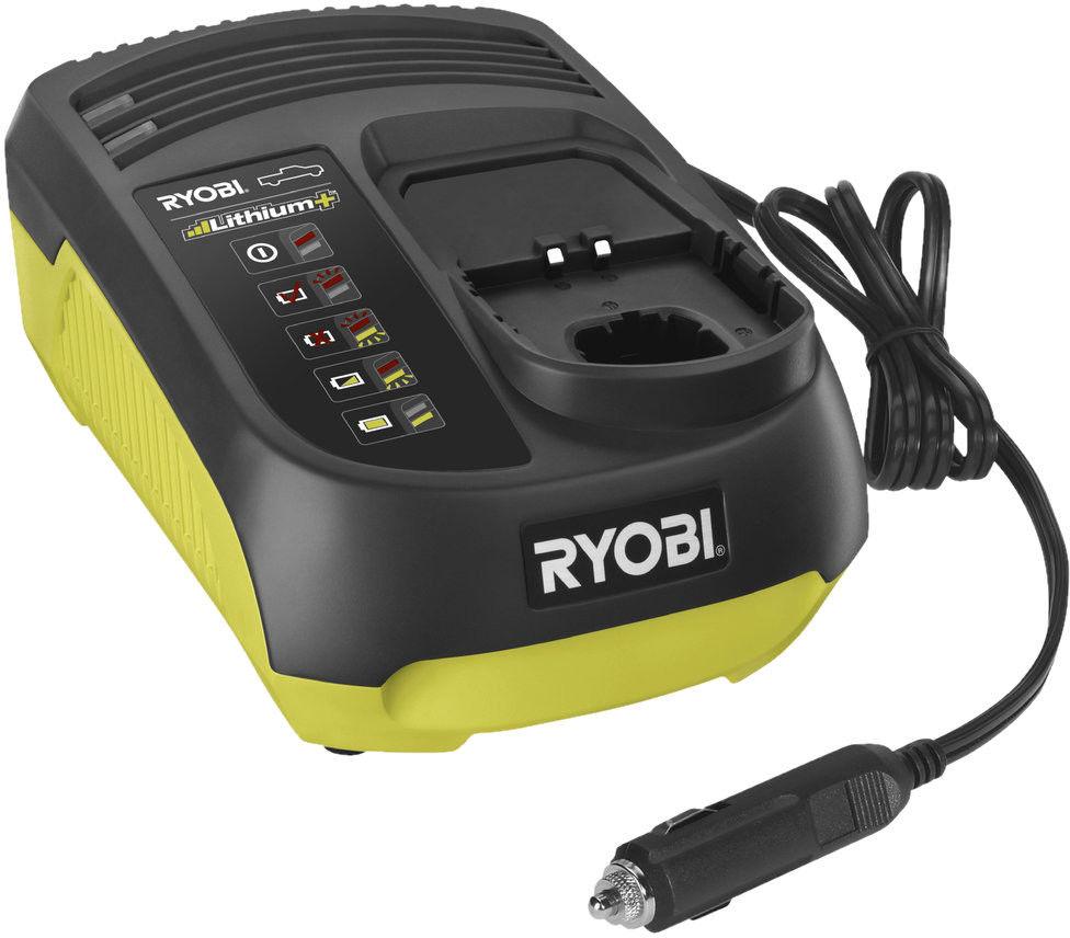 RYOBI Elektronarzędzia / Pozostałe / Akumulatory Ładowarka RC18118C One+ 18 V 5133002893