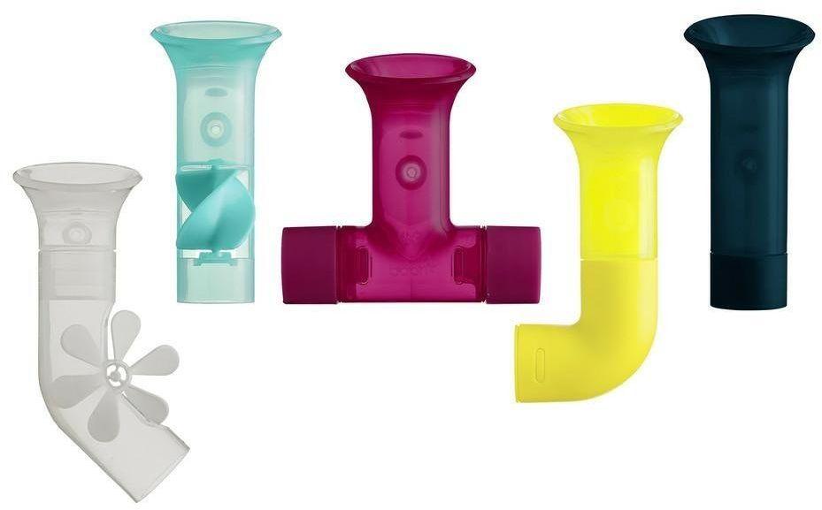 Zabawka do wody Rurki Pipes Cool kolor B11379-Boon, akcesoria do kąpieli