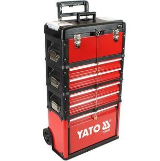 YT-09101 Wózek narzędziowy 3-częściowy