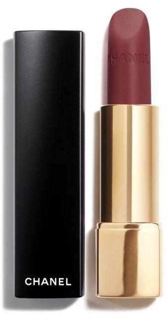 Chanel Rouge Allure Velvet jedwabista pomadka z matowym wykończeniem odcień 70 Unique 3,5 g