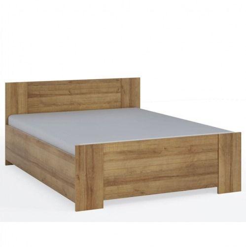 Łóżko bono - dąb złoty