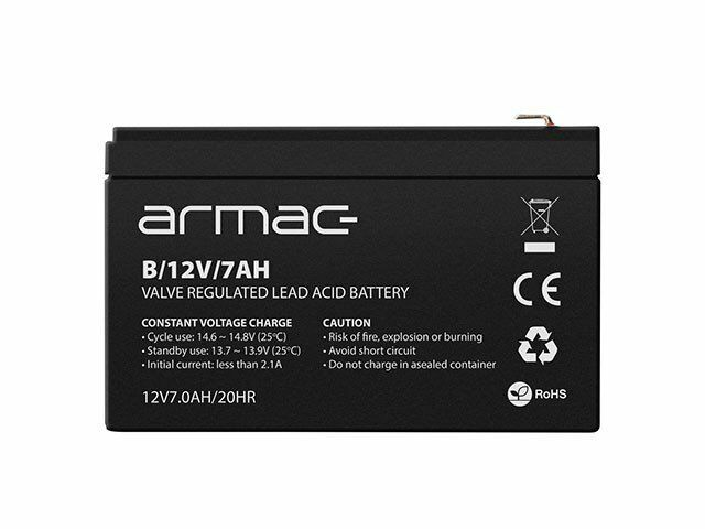 ARMAC Akumulator żelowy do UPS B/12V/7AH