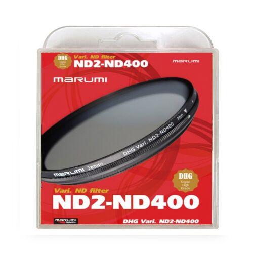 MARUMI DHG Vari.ND2-400 Filtr fotograficzny 49mm