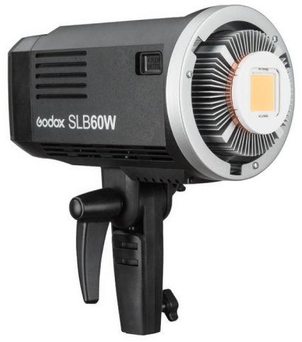 Godox SLB-60W Video LED light - lampa światła ciągłego o mocy 60W, akumulatorowa (SLB60W) Godox SLB-60W Video LED light