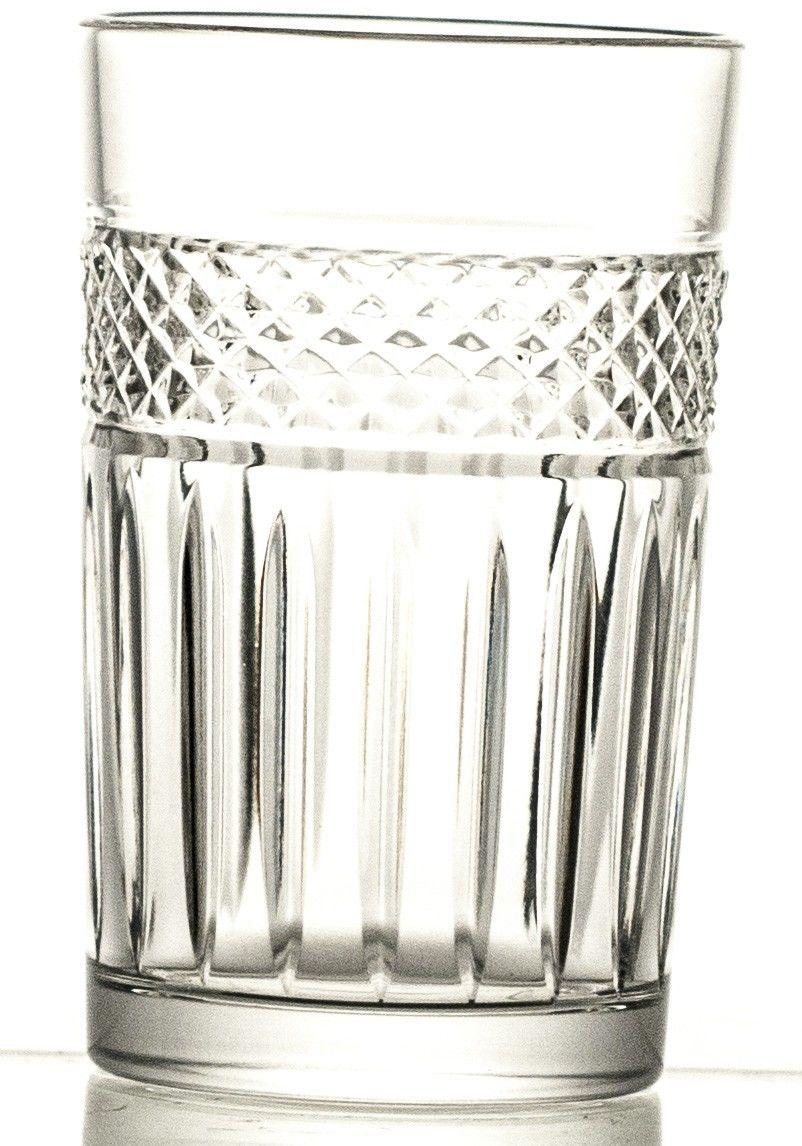 Szklanki kryształowe do kawy herbaty napojów (12858)