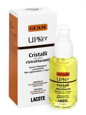 Guam UPKer cristalli con attivi ristrutturanti - Ochronny olejek restrukturyzujący - op. 50ml